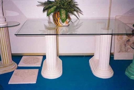 mould fluted column