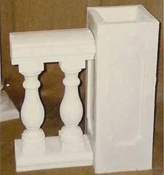 molds pillar